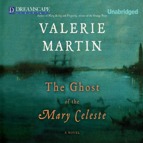 The Ghost of the Mary Celeste audiobook cover art