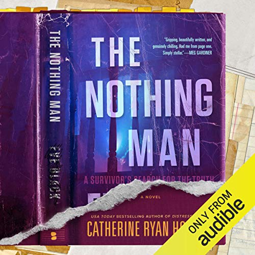 The Nothing Man  By  cover art
