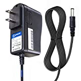 T POWER Ac Dc Adapter Charger Compatible with K-tec Thor-X 10 Million Cyclops C15MIL C18MIL Thor X Colossus 18 Million Candle Spolight 10,000,000 LED Handheld Spotlight Power Supply