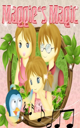 children books online : Maggies Magic (Bliss childrens books collection Book 2) (English Edition)