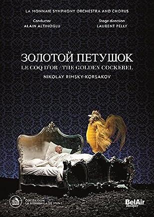 リムスキー=コルサコフ:歌劇《金鶏》[DVD, 日本語字幕]