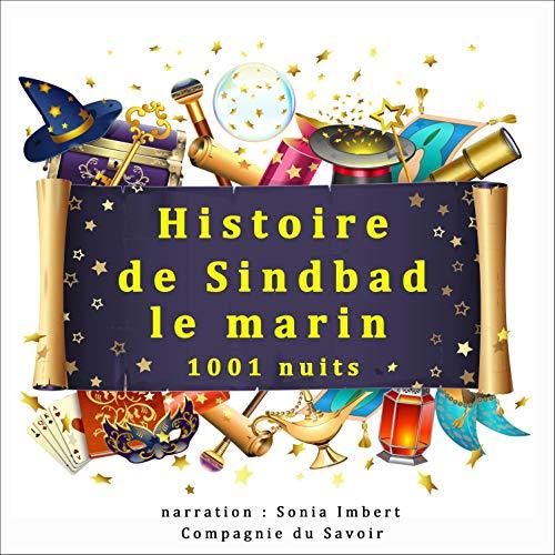 Page de couverture de Histoire de Sindbad le marin