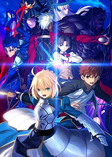 Fate / Stay Night: Unlimited Blade Works, Vol. 1