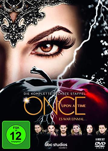 Once Upon a Time - Es war einmal ... Die komplette sechste Staffel [6 DVDs]