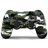 MXRC 3M Skin Sticker Decal Vinyl Faceplates for PS4 controller x 1 snow camouflage