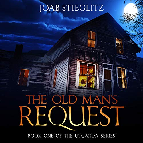 The Old Man's Request audiobook cover art
