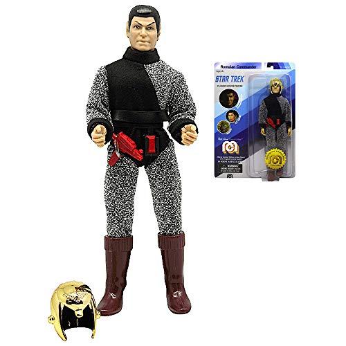 Romulan Commander Star Trek Classic 8' MEGO Action Figure Re-Issue
