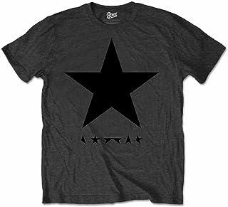 DAVID BOWIE デヴィッド・ボウイ (Space Oddity発売50周年記念) - Blackstar/Tシャツ/メンズ 【公式/オフィシャル】
