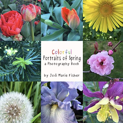 Colorful Portraits of Spring (English Edition)