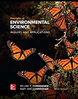 Principles of Environmental Science, 9th Edition Front Cover