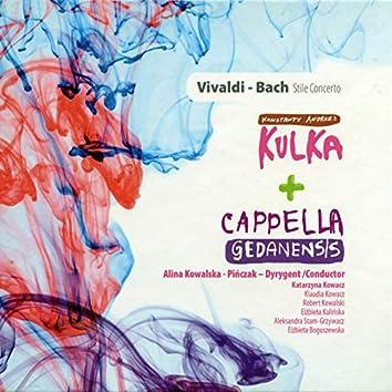 Vivaldi - Bach stile concerto