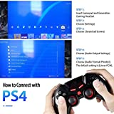 Zoom IMG-2 cuffie gaming ps4 con microfono