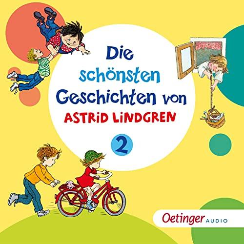 Die schönsten Geschichten von Astrid Lindgren 2 cover art