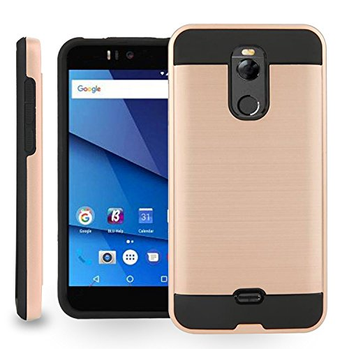 BLU R2 Case, BLU R2 LTE Case,Shockproof Absorption Anti Scratch Rugged High Impact Hybrid Slim Prote - http://coolthings.us