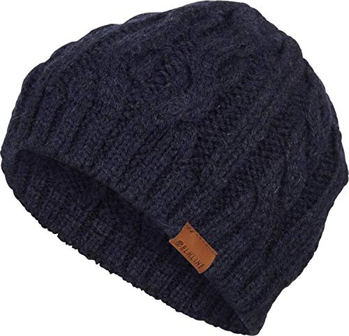 Elkline Zopfmuster Hut Damen Navy 2019 Kopfbedeckung