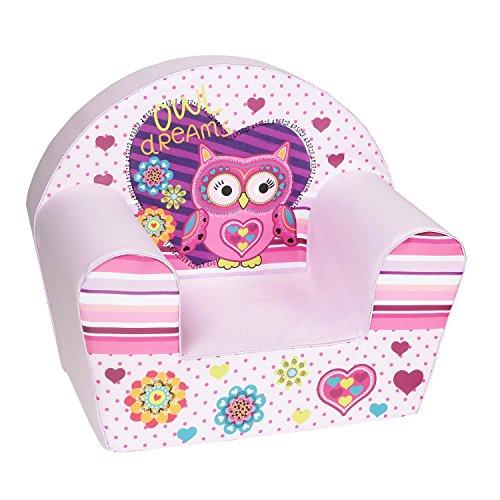 """Knorrtoys 68337 - Kindersessel - \""""Owl\"""""""