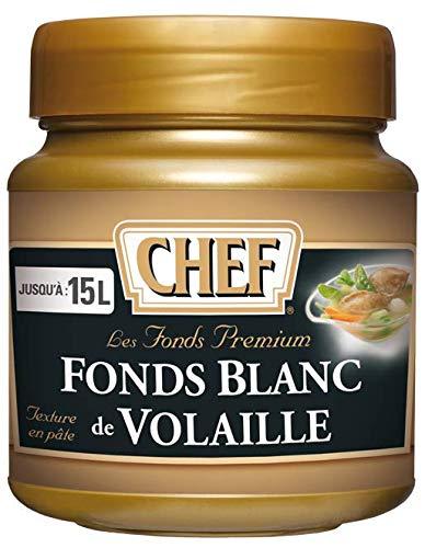 CHEF Fonds Blanc...
