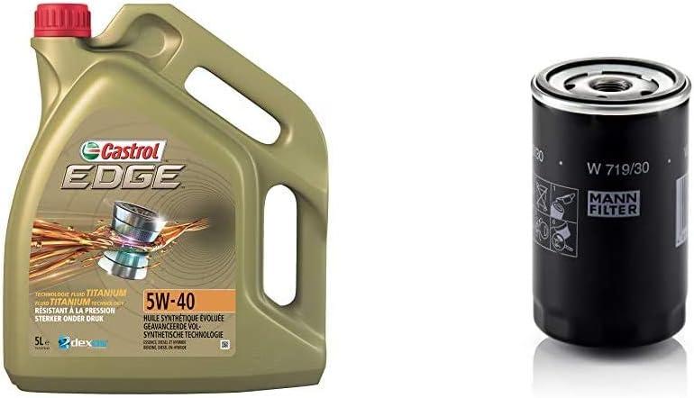 Castrol Edge Engine Oil 5w 40 4l Auto