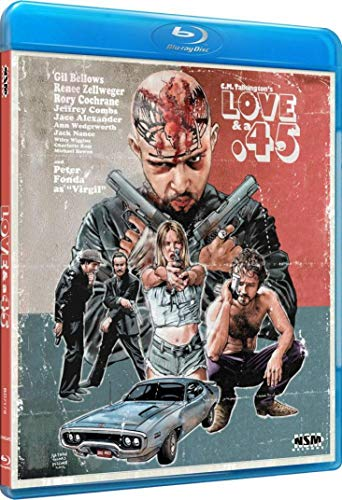Love & a 45 - Limited Uncut Edition - Blu-ray