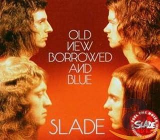Old New Borrowed & Blue