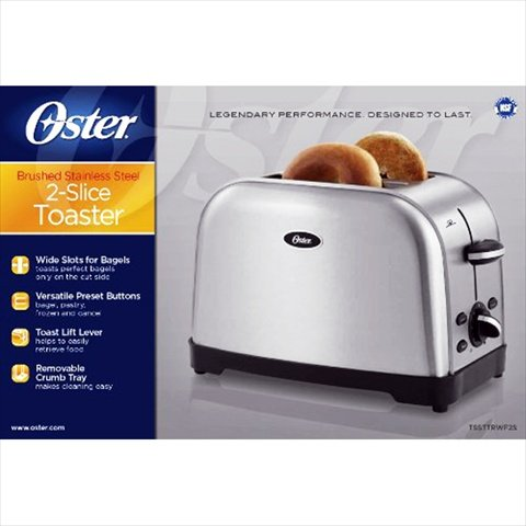 Oster 2-Slice Toaster,