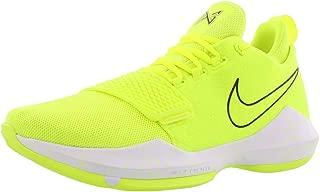 Nike PG1 Paul George Tennis Ball, Volt/Volt/Black/White/Weiß/Langarm, Size 10.0