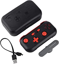 Liukouu Wireless Bluetooth Gaming Controller Gamepad for Nitendo Switch Android iOS Phone W1ndows PC