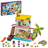 LEGO Friends Beach House 41428 Building Kit; Sparks Hours of Summer Adventure Play