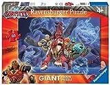 Ravensburger 03012 Gormiti B - Puzzle para niños, Multicolor, 60 Piezas