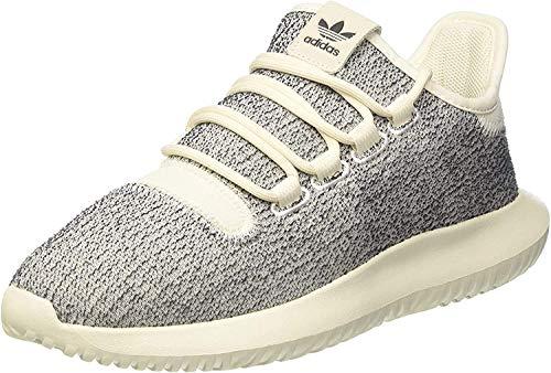 adidas Damen Tubular Shadow W Gymnastikschuhe, Elfenbein (Off White/Off White/Off White), 43 1/3 EU