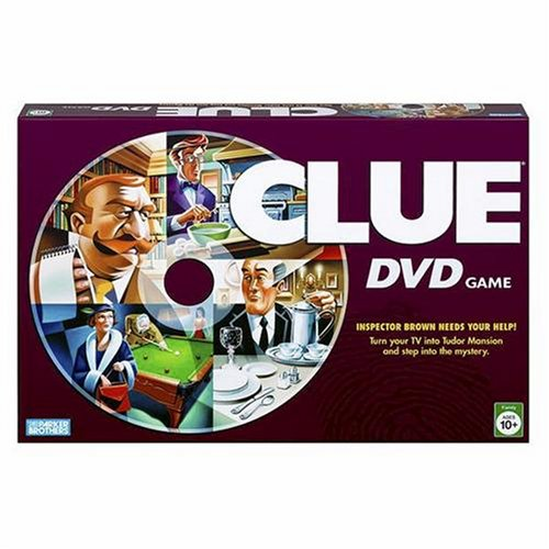 Clue DVD Game: Amazon.es: Juguetes y juegos