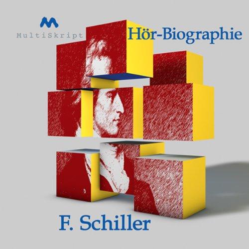 Schiller - Hörbiographie Titelbild