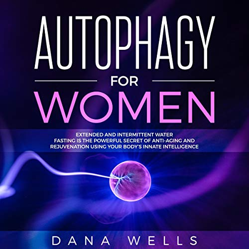 Autophagy for Women audiobook cover art