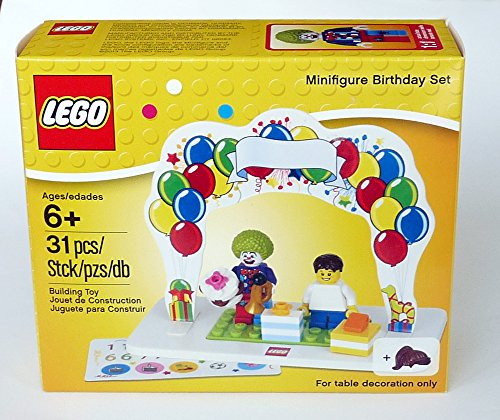 Lego 850791 Minifigure Birthday Set by LEGO