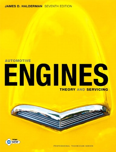 Automotive Engines: Theory and Servicing