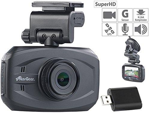 NavGear Super-HD-Dashcam MDV-3300 - 2
