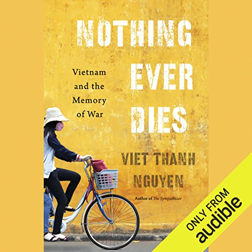 Nothing Ever Dies audiobook cover art