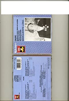 Gabriel Faure   Piano Quartets w Marguerite Long piano - EMI References CD