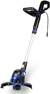 Cortacésped eléctrico de Ajuste de Altura/ángulo de Cabeza de 11000 RPM Cortacésped multifunción para el hogar pequeño Cor...
