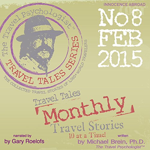 Travel Tales Monthly: No. 8 FEB 2015 Titelbild
