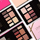 LAURA GELLER NEW YORK Party In A Palette Full Face Makeup With Eyeshadow, Blush and Highlighter, Soiree Edition