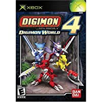 Digimon World 4 / Game