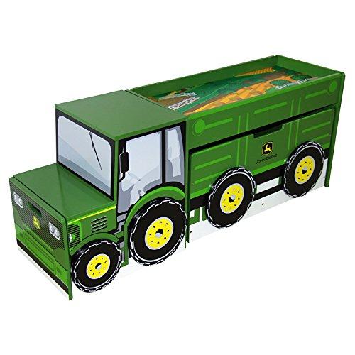 Kangaroo Trading John Deere Toy Box