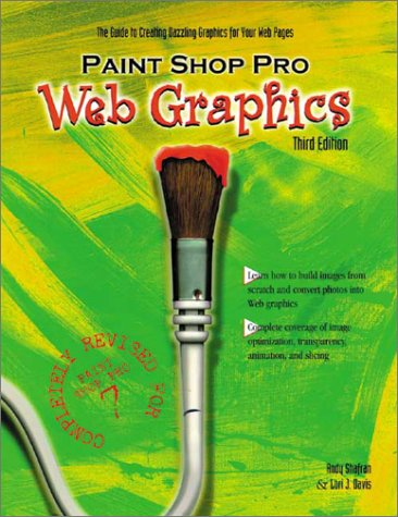 Paint Shop Pro Web Graphics (Miscellaneous)