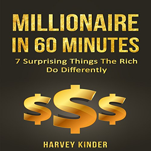 Passive Income: Millionaire in 60 Minutes audiobook cover art