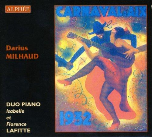Darius Milhaud-Duo Piano