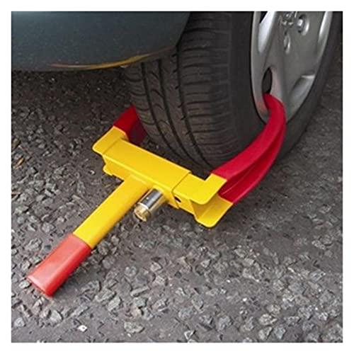 Hardware de mejoras para el hogar Cerradura de la rueda de automóvil Bloqueo de lancha de la abrazadera del neumático de la garra del remolque del automóvil ATV RV Carros de golf Remolques Anti Robo L