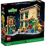 レゴ(LEGO) アイデア セサミストリート 123番地 21324
