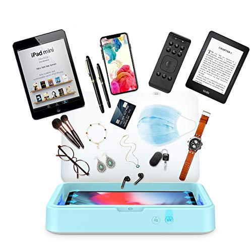 Snoky S1 Phone Cleaner Aromatherapy Multi-Function Large Capacity for iPhone Android Smartphones Jewelry Keys Watches