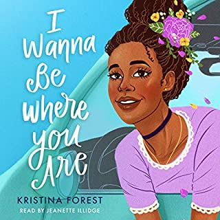 I Wanna Be Where You Are audiobook cover art